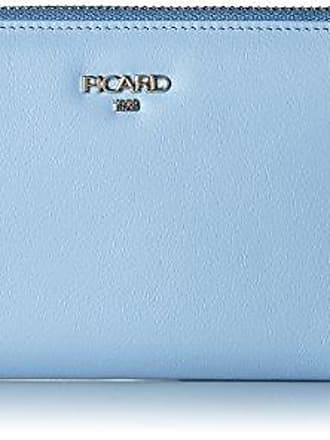 Bingo, Womens Wallet, Blue (Caribbean), 2.5x10x19 cm (B x H T) Picard