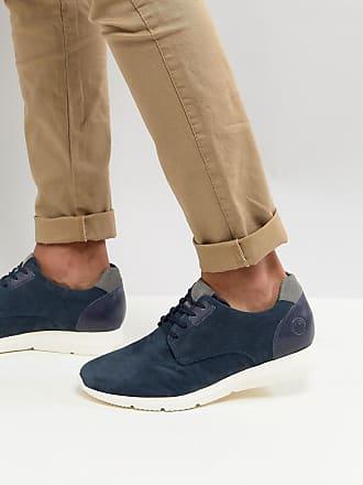 Chaussures en daim à lacets - Noir - NoirPier One