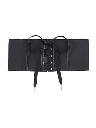 Belt for Women On Sale, Black, polyester, 2017, Universal size Pinko