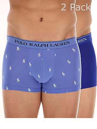 Boxer Briefs for Men, Boxers On Sale, Atlantic Blue, Modal, 2017, M (EU 4) L (EU 5) Ralph Lauren