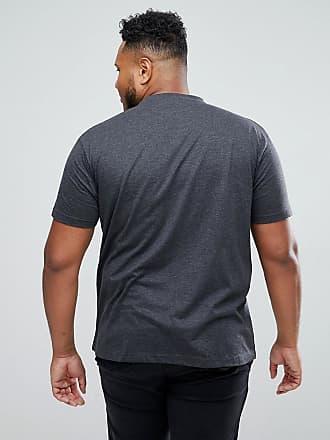 PLUS Sweatshirt in Charcoal Marl - 090 grey Replika 03PY