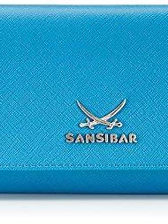 Sansibar Sansibar Chic - Zapatos para mujer, color azul (alaska blue), talla 25x14x5 cm (B x H x T)