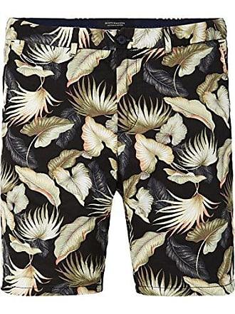 Scotch   Soda Classic Chino Shorts, Short Chino Homme, Multicolore (Combo B  0218 238f5ac57142