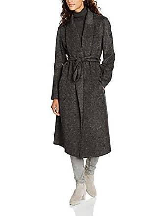 Manteau gris h&m femme