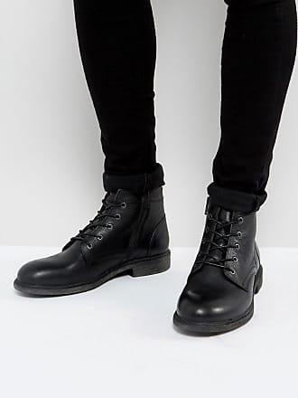 Selected Femme Sfamber Heel Studs Nubuck Boot, Botas para Mujer, Negro (Black), 39 EU
