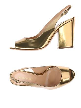 sergio rossi sandaletten shoppe bis zu 55 stylight. Black Bedroom Furniture Sets. Home Design Ideas