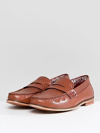 Driving Shoes In Tan - Tan Silver Street London