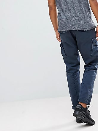 Cargo Trouser With Belt - 1950 Solid