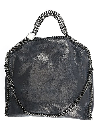 Stella McCartney Backpack for Women On Sale, Black, Veg Leather, 2017, one size
