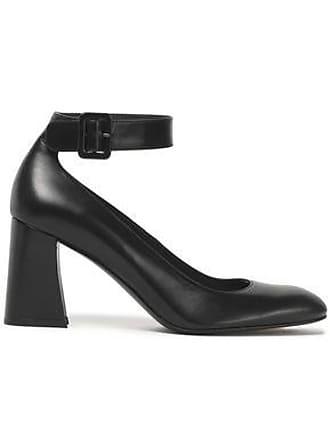 Stuart Weitzman Woman Clara Leather Pumps Black Size 5.5 Stuart Weitzman