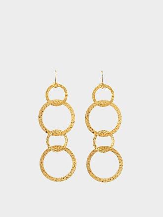 Sylvia Toledano Saturn earrings