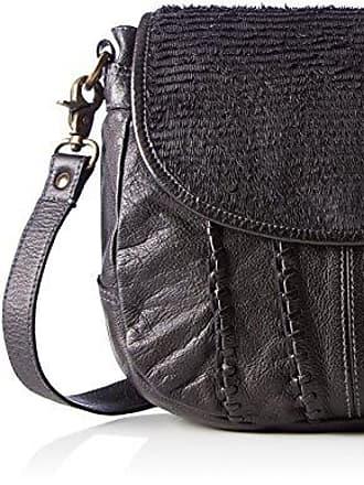 Td0111ol, Womens Cross-Body Bag, Brown, 15x28x39 cm (B x H T) Taschendieb