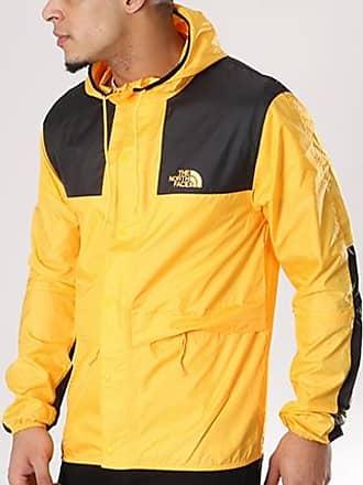 Veste jaune north face
