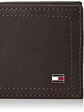Tommy Hilfiger Harry Mini Cc Flap AND Coin Pocket, Porte-monnaie homme, Brown (Coffee Bean), 2x26x22 cm (W x H L)