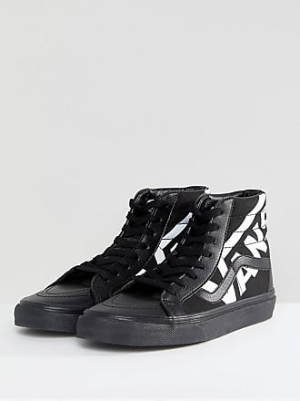 Atwood, Baskets Homme, Noir (Printed Fox), 41 EUVans
