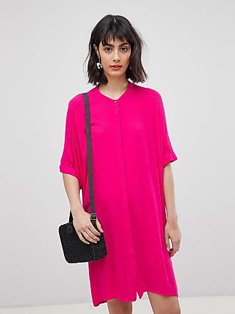 Womens Vmmoda Ss Mini Dress Short Sleeve Dress Vero Moda