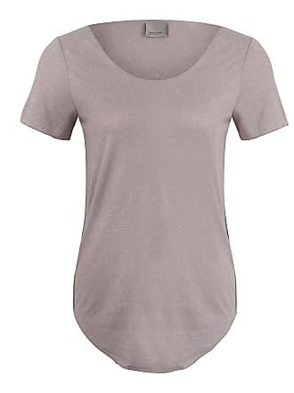 T-Shirt VMLua graumeliert Vero Moda