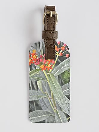 Leather Accent Tag - FLYING by VIDA VIDA