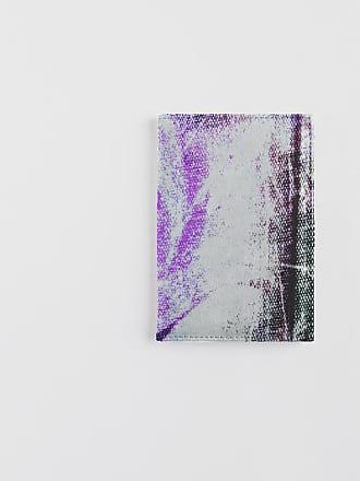 Leather Passport Case - Å ART & BEAUTY BLANKET by VIDA VIDA
