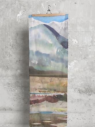 Silk Square Scarf - Africa NNPC019B by VIDA VIDA