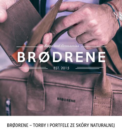 Brodrene - torby i portfele ze skóry naturalnej