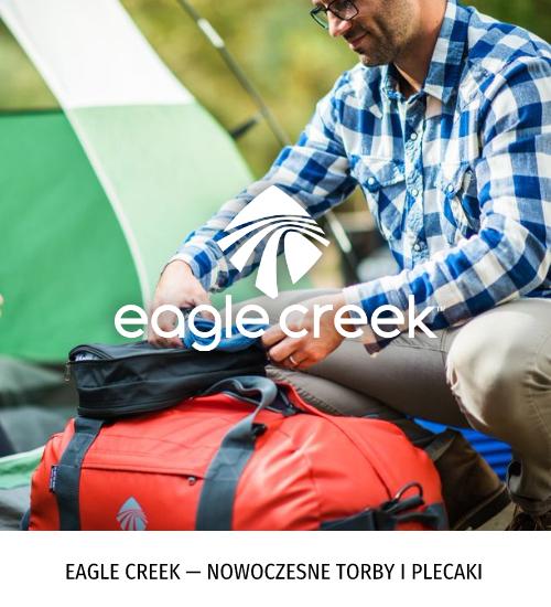 Eagle Creek — nowoczesne torby i plecaki