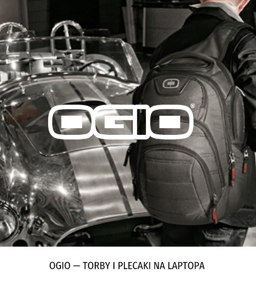Ogio — torby i plecaki na laptopa