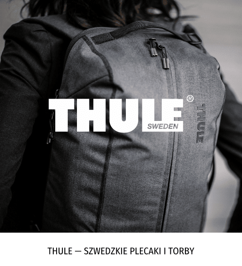 Thule — rozpoznawalna marka szwedzkich toreb i plecaków