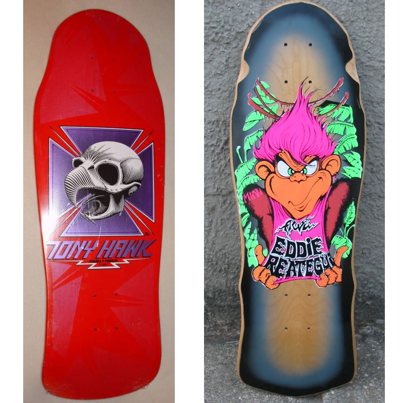 50 Classic Decks - Skateboard Art from the 80s and 90s