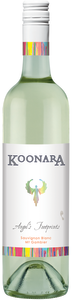 Koonara Organic Wines Coonawarra Angels Peak Shiraz
