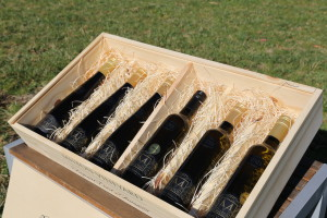 Iced Riesling 6 Consecutive Years in Wooden Box