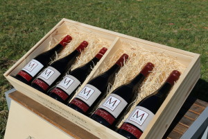 Pinot Noir 6 Consecutive Years in Wooden Box
