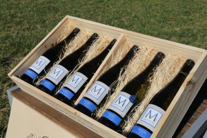 Riesling 6 Consecutive Years in Wooden Box