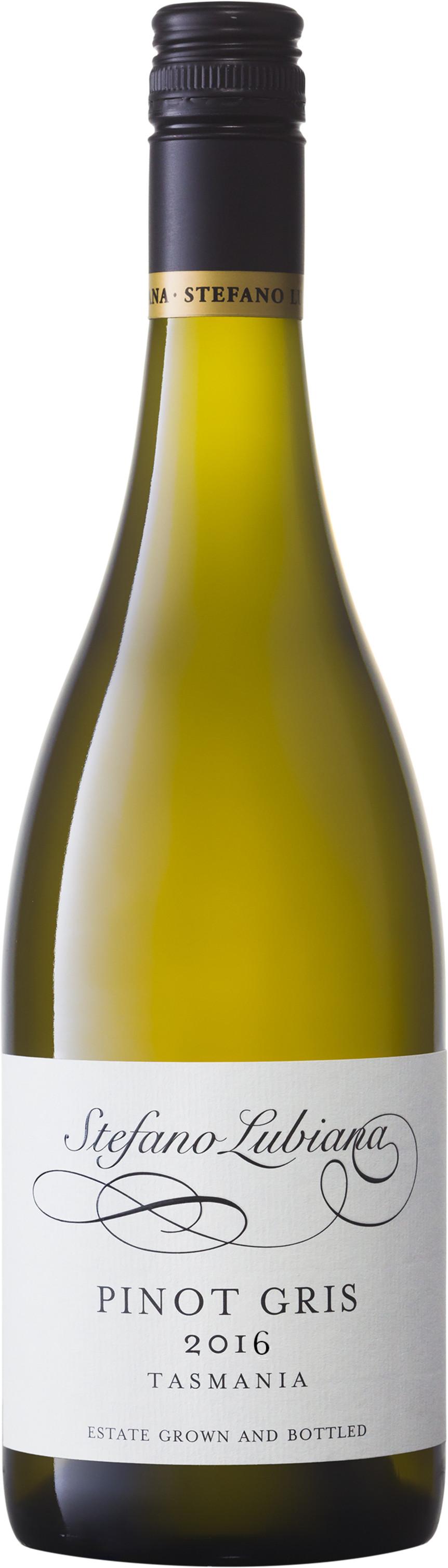 Pinot Gris 2016 Biodynamic