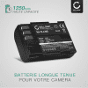 2x Batterie pour appareil photo Pentax 645D 645Z K-01 K-1 II K-3 II K-5 K-5 II K-5 IIs K-7 - D-LI90 1250mAh D-Li90 Batterie Remplacement
