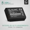 Bateria para camaras Canon EOS 1100D 1200D 1300D 1D X, EOS 2000D EOS 4000D EOS Kiss X50 X70 X80 EOS Rebel T3 T5 T6 - LP-E10 1020mAh Batería de repuesto