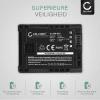 Batterij voor Canon LEGRIA HF G10 G25 HF20 HF21 HF200 HG20 HG21 HF M31 - BP-807,-808,-809,-819,-827 (1780mAh) vervangende accu