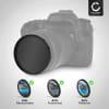 Neutraldichte Filter ND1000 für Ø 52mm Graufilter, Langzeitbelichtung
