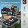 Batterij voor Sony RX100 III IV V FDR-X3000 DSC-RX100 DSC-HX60 HX400V HX350 HX90V HX80 DSC-H400 DSC-WX500 camera - NP-BX1 NP BX1 1090mAh Vervangende Accu voor fototoestel