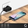 Chargeur de Batterie pour Nokia 105 / 108 / 3110 / 5230 / 6210 / 6300 / 8800 / N8 / N70 / N95 / E71 / Asha 300 - 1.5m (0.5A / 500mA)