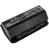 Batteri til Asus G750J / G750JH / G750JM / G750JS / G750JW / G750JX / G750JZ - A42-G750 (4800mAh) udskiftsningsbatteri