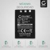 Bateria para camaras Sanyo Xact DSC-J1 DSC-AZ3 DSC-J2 DSC-MZ3 VPC-AZ3 VPC-J1 VPC-J2 Xacti VPC-MZ3 - DB-L10 1100mAh DB-L10 Batería de repuesto