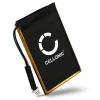 Batteria per Garmin Edge 605 / Edge 705 - 361-00019-12 (1250mAh) Batteria Ricambio