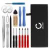 Akku für Apple iPhone 6S (A1633, A1688, A1700) Handy / Smartphone - Ersatzakku 1900mAh + Werkzeug-Set, Neuer Handyakku