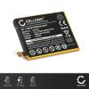 Batterie pour téléphone portableZTE Axon Mini - Li3928T44P8h475371, 2800mAh interne neuve + Set de micro vissage, kit de remplacement / rechange