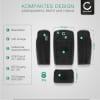 Ladegerät CB-2LA, CB-2LAE für NB-8L (Canon PowerShot A2200, PowerShot A3000 IS, 3100 IS, 3150 IS, 3200 IS, 3300 IS, 3350 IS) Ladekabel Netzteil