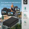 Batterij voor Pentax K-30 K-50 K-500 K-70 K-r K-S1 K-S2 KP camera - D-Li109 1100mAh DLi109 D Li109 Vervangende Accu voor fototoestel