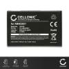 Akku für Samsung GT-S5260 / GT-S5610 / GT-B3410 / GT-S3650 / GT-S5620 / GT-S5600 / Player Star 1 / 2 - AB463651 (950mAh) Ersatzakku