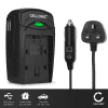 Charger CB-2LA, CB-2LAE for NB-8L (Canon PowerShot A2200, PowerShot A3000 IS, 3100 IS, 3150 IS, 3200 IS, 3300 IS, 3350 IS) Power Supply