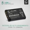 Bateria para camaras Sony RX100 III IV V FDR-X3000 DSC-RX100 DSC-HX60 HX400V HX350 HX90V HX80 DSC-H400 DSC-WX500 - NP-BX1 NP BX1 1090mAh Batería de repuesto